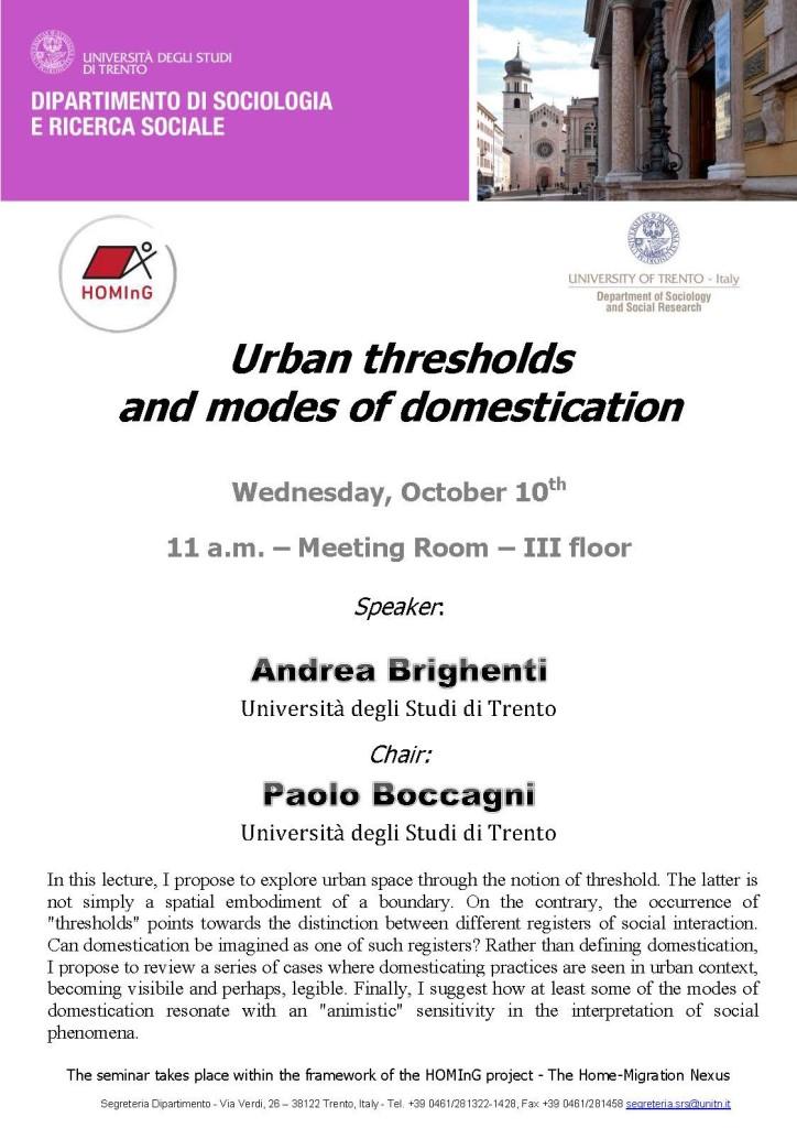 poster-brighenti_urban-thresholds-10-10-2018
