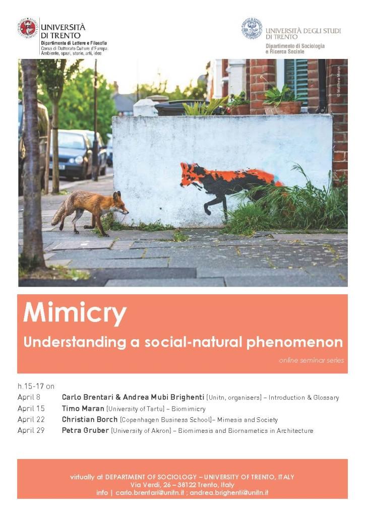 mimicry2021seminar